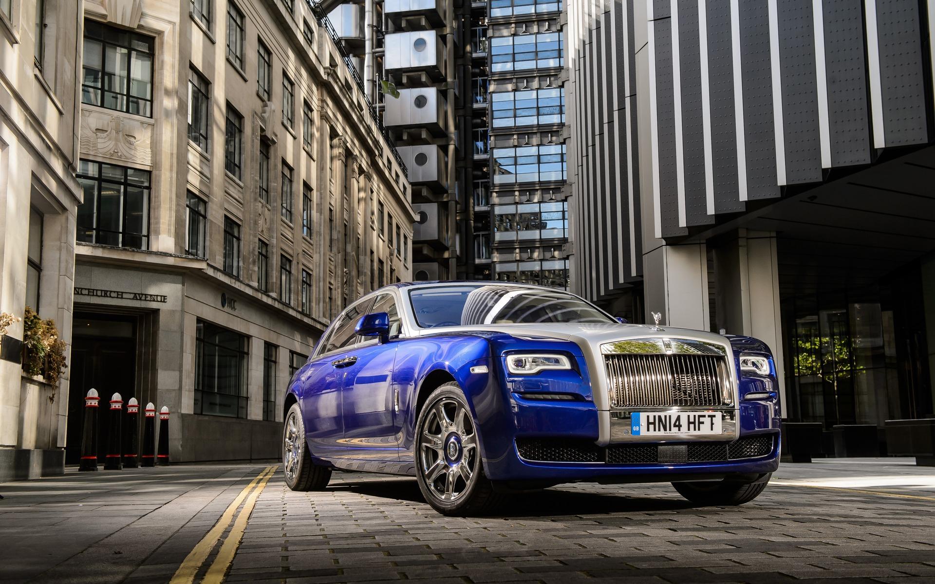 Rolls Royce Phantom Best Luxury Cars: Top 4 Contenders » Men's Guide