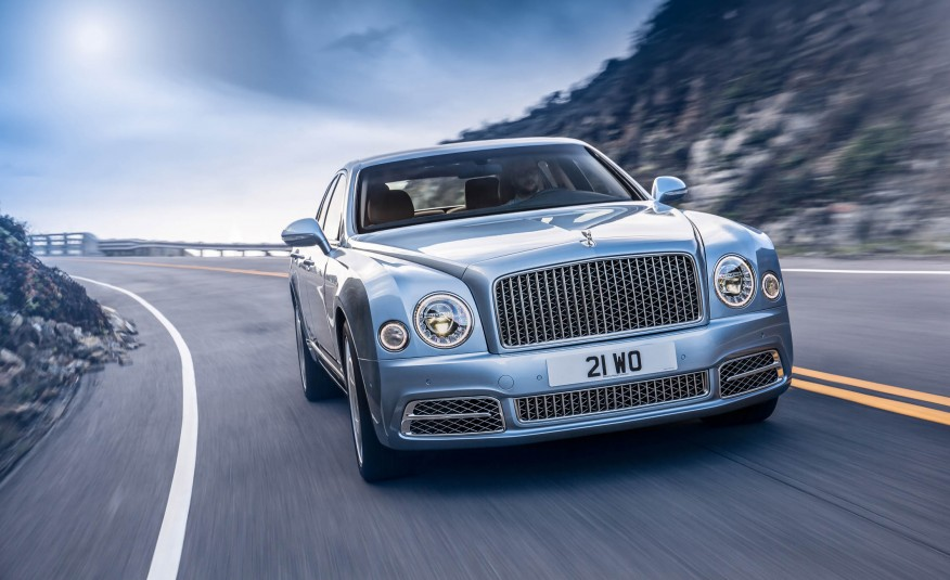 2017 Bentley Mulsanne – World's Most Luxurious Car