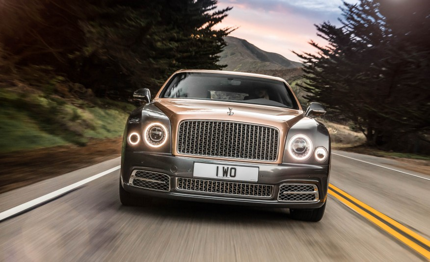 2017 Bentley Mulsanne - World's Most Luxurious Car