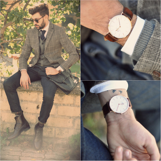 daniel-wellington-st-mawes-0106dw-stainless-steel-brown-strap-business-outfit-men