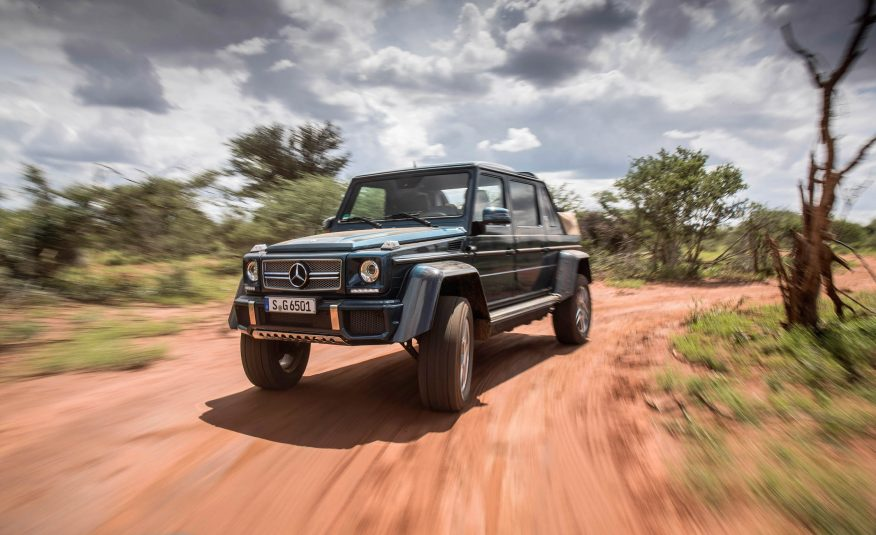 Mercedes Maybach G650 Price >> World's Most Luxurious Car - Top 4 Contenders » Men's Guide