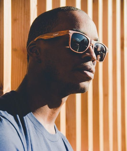 wooden sun glasses collection