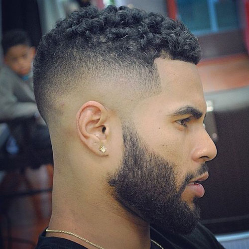 What Is A Tapered Fade Haircut Types Styles And Examples Mens Guide