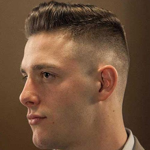 Army Haircut Mens Guide