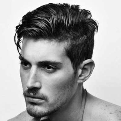 Hairstyles for Men with Thick Hair » Men\'s Guide