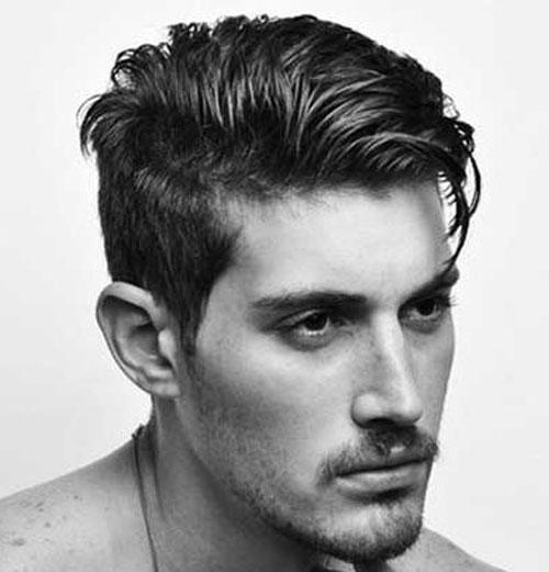 Short Sides Long Top Haircuts For Men Men S Guide