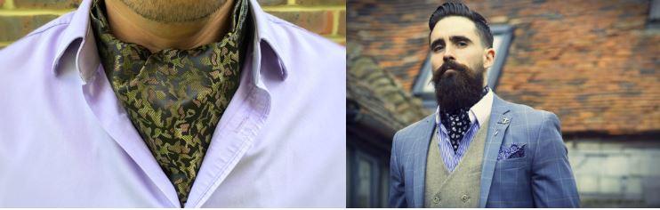 types of ties