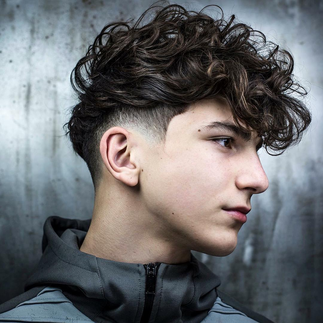 4 Different Types Of Fade Haircuts » Men's Guide