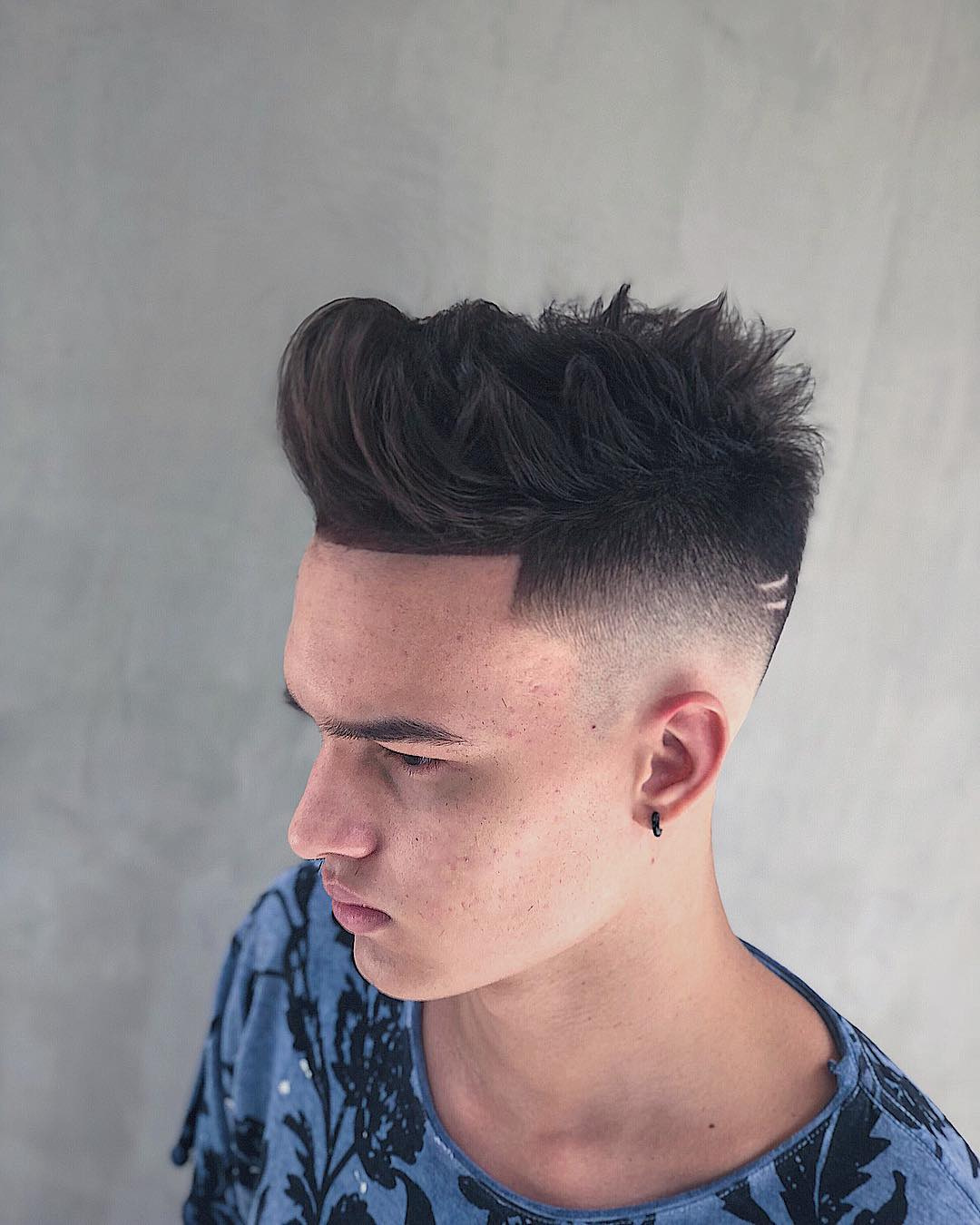 different types of fade haircuts
