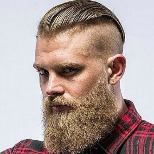 The Undercut Slick Back Hairstyle All You Need To Know Mens Guide