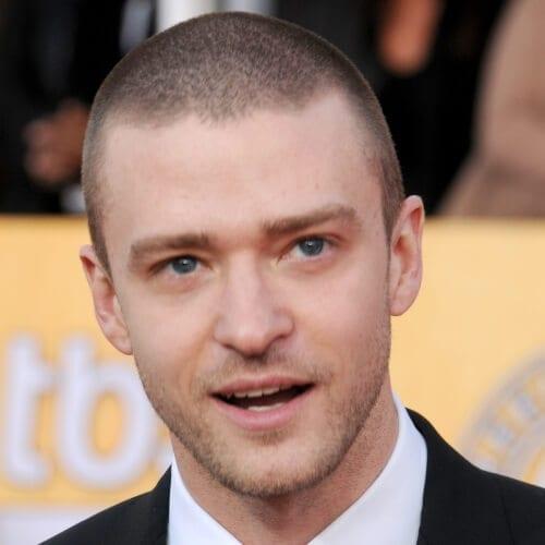 Justin Timberlake hairstyles