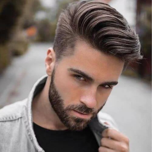undercut hairstyle men
