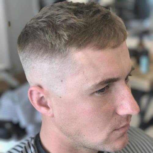 Shorter hair variation