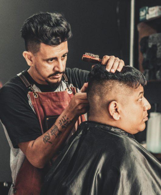short haircuts for men