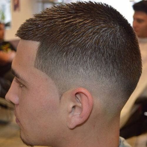 fade hairstyles for men