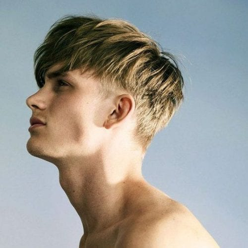 Short Sides Long Top Hairstyles